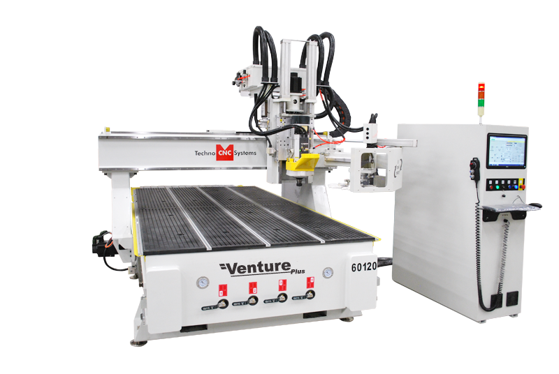 Techno CNC Venture Plus Silo CNC Machine