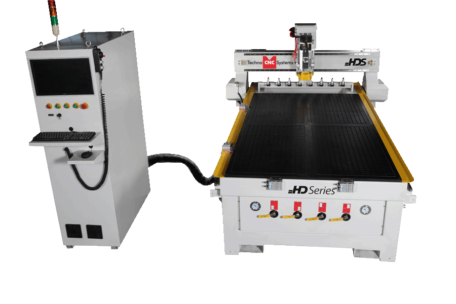 Techno CNC HD Series CNC Machine