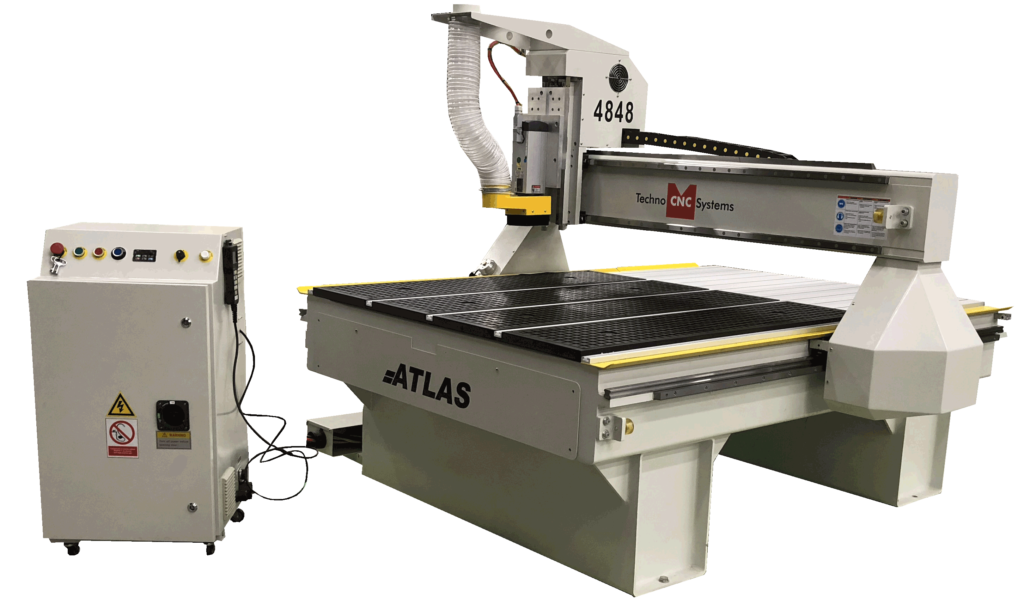 cnc router by techno cnc