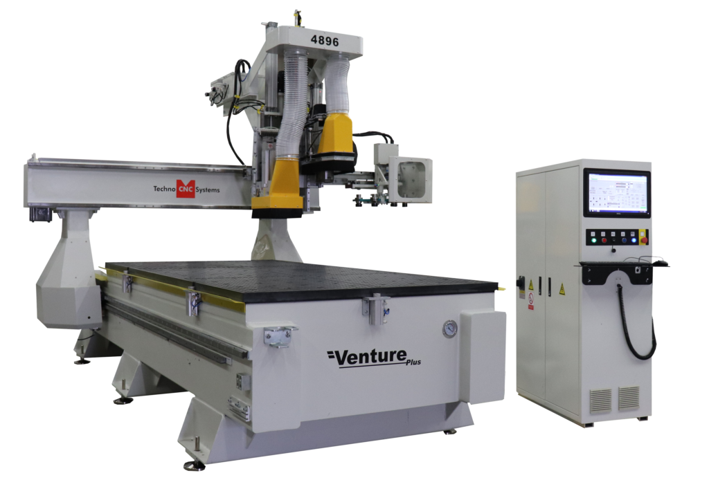 large format cnc routers