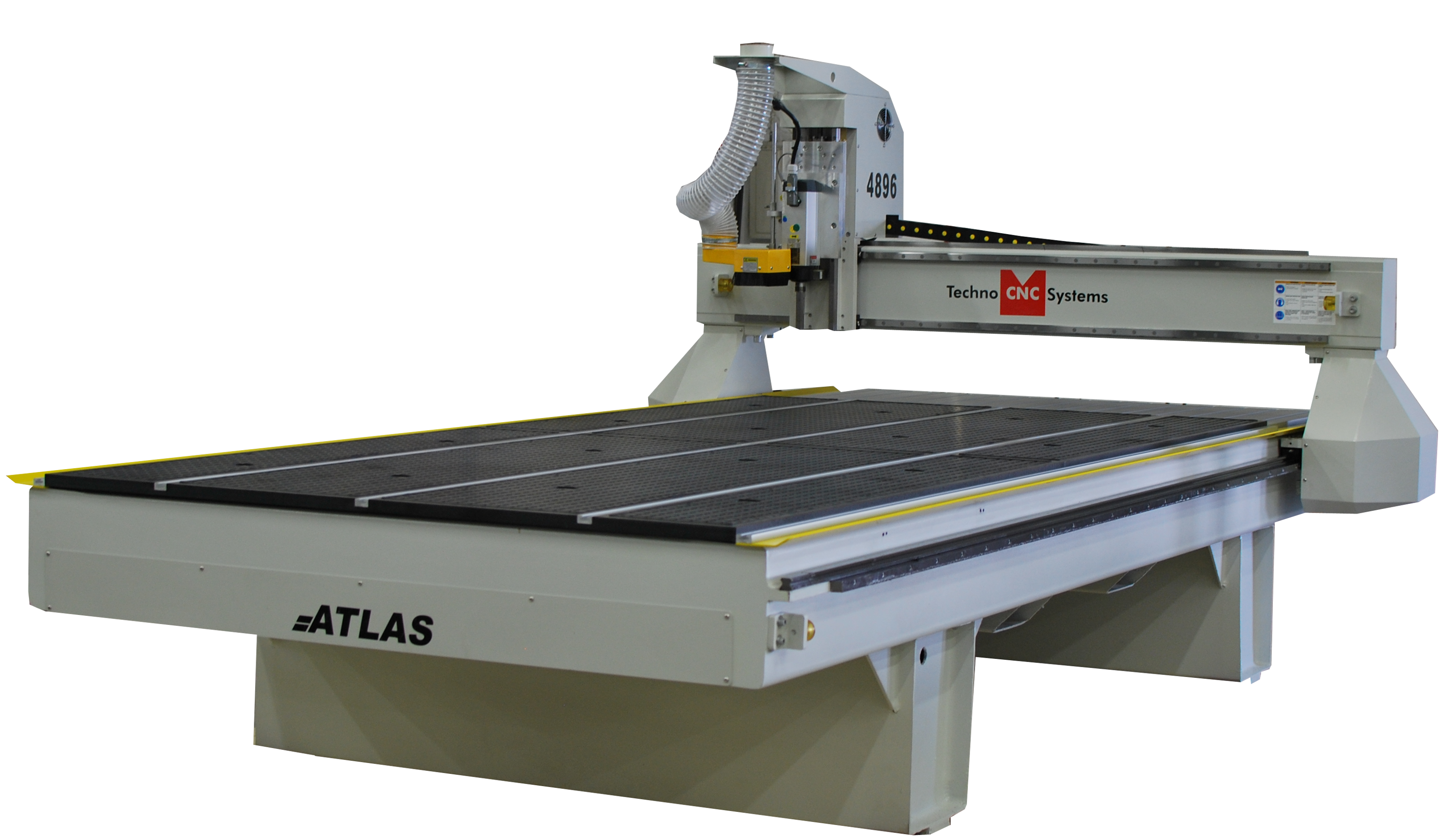 CNC Router for Wood and Plastic