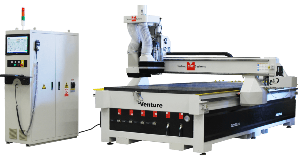 CNC Routers for Woodworking and Cabinet Nesting