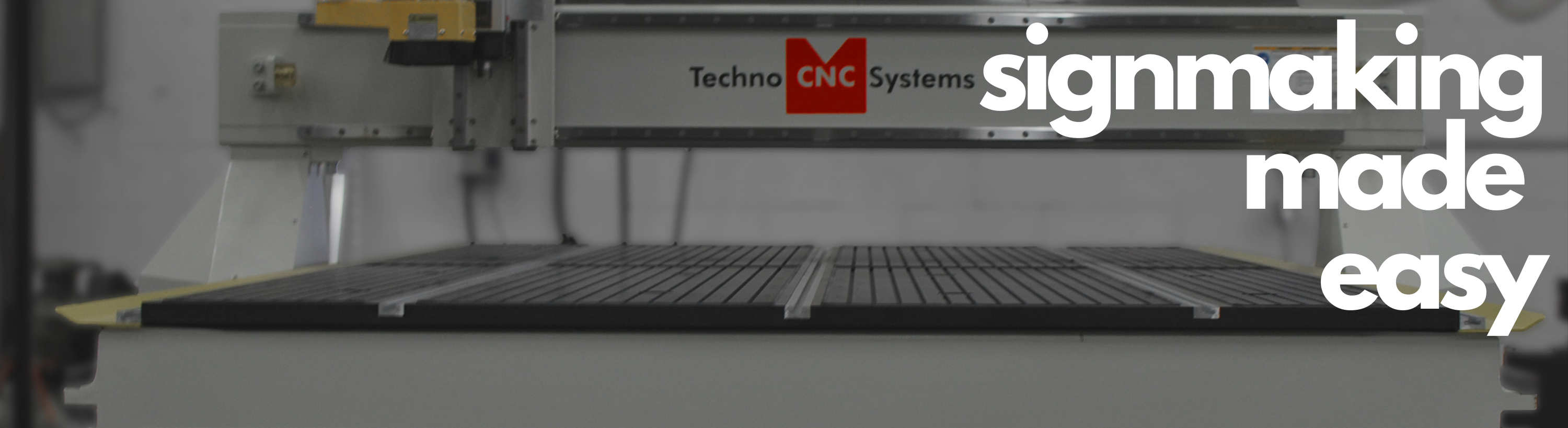 signmaking made easy - atlas series cnc router