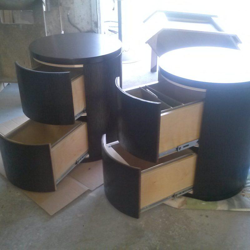 cnc furniture - techno cnc routers