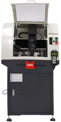 BT 1212 tabletop cnc router by techno cnc