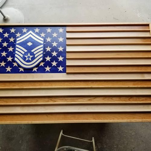 old goat custom woods - Techno CNC routers - flag 2