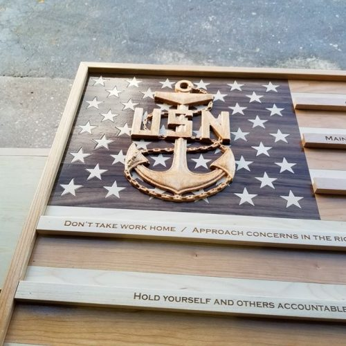old goat custom woods - Techno CNC routers - flag5